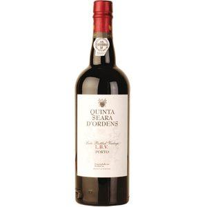 Quinta Seara d'Ordens Late Bottled Vintage (L.B.V.) Port 2010