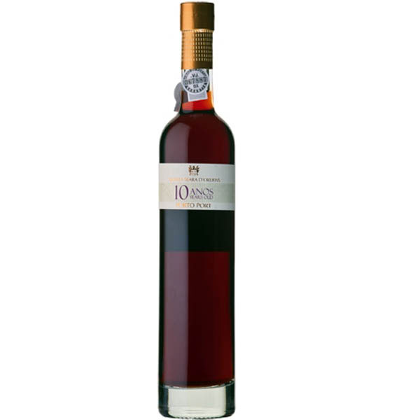 Quinta Seara d'Ordens 10 Years Old Tawny Port (50 cl)
